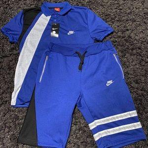 2piece Nike outfit for boys